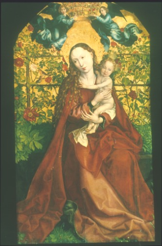 The Madonna - an early painting