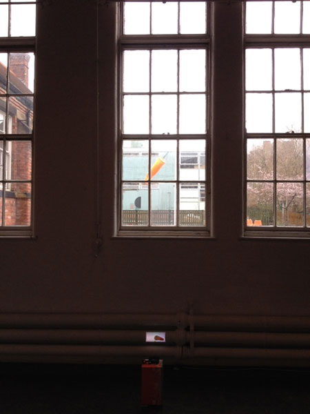 The Windsock Drysdale Reactor Expanded Studio Primary Nottingham