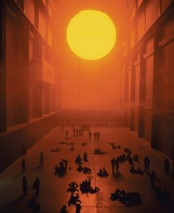Weather project, Olafur Eliasson